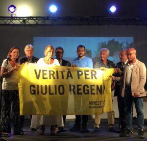La Fnsi alle iniziative #4annisenzaGiulio. Giulietti a Fiumicello. Fiaccolate in tutta Italia