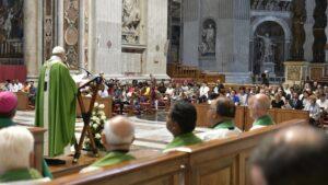 Il messaggio di Papa Francesco, solo la globalizzazione poliedrica ha la risposta alle domande dell'oggi