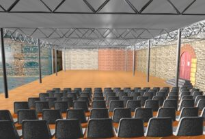 Un teatro nella Fortezza di Volterra