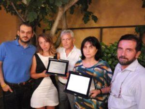 """Premio Articolo21 a Megalizzi. La compagna Luana: """"grazie per essere parte della Fondazione ma anche della nostra famiglia"""""""