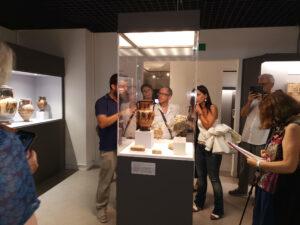 """Roma. 'Colori degli etruschi. Tesori di terracotta alla Centrale Montemartini"""", straordinaria mostra nata dal contrasto all'illegalità"""
