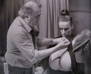 """CASANOVA Atto 3° LE SCENE PROIBITE (ventottesimo capitolo del """"Glossario Felliniano""""). Verso il Centenario della nascita di Federico Fellini"""