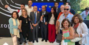 L'impegno di Sassoli per tutelare il diritto d'autore
