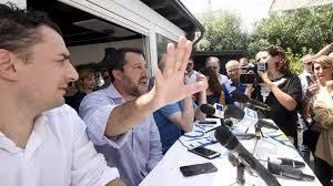 Facciamo nostre le domande di Valerio Lo Muzio a Salvini