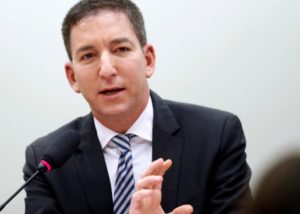 Tutti con Glenn Greenwald contro le minacce