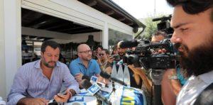Il Governo risponda: chi ha ordinato il fermo e le intimidazioni contro Valerio Lo Muzio?