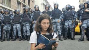 Olga Misik, simbolo di una generazione