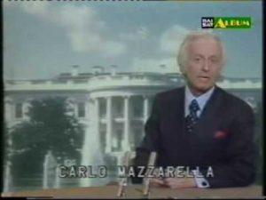 In ricordo di un grande giornalista televisivo, Carlo Mazzarella
