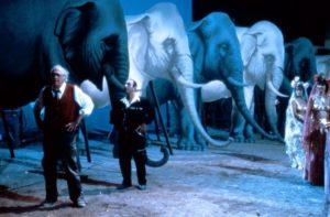 """INTERVISTA UN FILM IN DIRETTA Atto 1° (trentesimo capitolo del """"Glossario Felliniano""""). Verso il Centenario della nascita di Federico Fellini"""