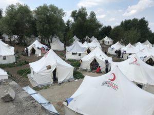 L'estate dei migranti nell'inferno di Vucjak