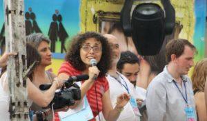 Ciao Delia, dirompente attivista dei diritti