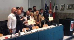 """Premio """"Pio La Torre"""" a Baldessarro, Viviano e Lo Muzio"""