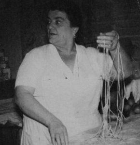 """CESARINA (trentaquattresimo capitolo del """"Glossario Felliniano""""). Verso il Centenario della nascita di Federico Fellini"""