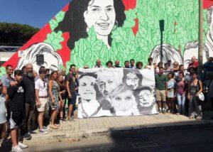 Ostia, murale censurato dal 5S: lettera di #Noi a Miur, Campidoglio, Regione e Atac