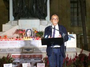 """""""Vogliamo sapere perché Daphne Caruana Galizia è stata uccisa"""". Intervento di Sandro Ruotolo"""