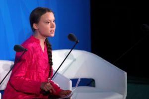 La grandezza di Greta Thunberg