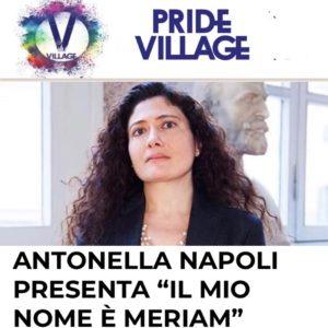 Diritti e libertà di informazione, Antonella Napoli chiude stasera la 12a edizione del Pride Village a Padova