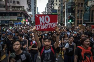 La coraggiosa rabbia di Hong Kong