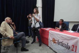 Parte Imbavagliati all'insegna del fotogiornalismo, presentata la Carta di Napoli