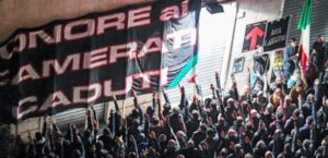 """Processo ai """"neri"""" per l'aggressione ai cronisti de l'Espresso: il 21 ottobre saremo in tanti per dire no al fascismo"""