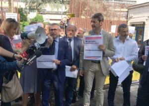 #NoiNonArchiviamo il caso Alpi – Hrovatin. Oggi e domani due iniziative a Roma