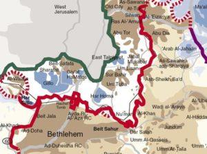No all'annessione forzata della Cisgiordania – Lettera all'ambasciatore di Israele