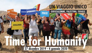 Vieni a Gerusalemme dal 27 dicembre al 4 gennaio per aprire gli occhi