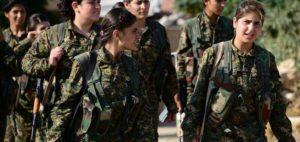 """Diamo voce alla resistenza curda, """"illuminiamo"""" a giorno chi lotta contro la guerra e i bavagli"""