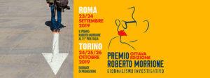 Cambiamenti climatici: il Premio Roberto Morrione torna a Torino per le giornate di premiazione: 24, 25, 26 ottobre 2019