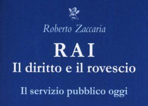 'Rai: il diritto e il rovescio', il 7 ottobre in Fnsi la presentazione del libro di Roberto Zaccaria