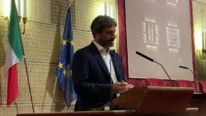 """""""La richiesta di verità è fondamentale, non è un concetto astratto"""". Il presidente Fico a Trieste per Regeni"""