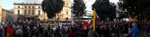 Siria: in piazza Indipendenza a Roma sit-in della comunità curda. Adesione di Articolo 21 a tutte le iniziative