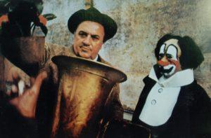 """CIRCO / CLOWN (quarantesimo capitolo del """"Glossario Felliniano""""). Verso il Centenario della nascita di Federico Fellini"""