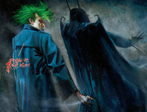 Virtus insaniae. Joker e Batman nel labirinto affamato di follia: 'Arkham Asylum' ed. Play Press