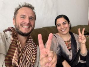 Afghanistan, donne al fronte