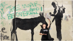 Una campagna per l'accoglienza e contro tutti i muri che parte dal Muro di Berlino che erano due