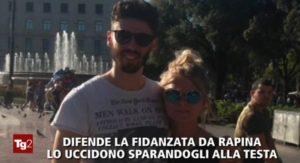 Voto in Umbria e omicidio Sacchi. La lettura dei Tg