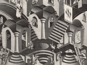"""""""ESCHER – Viaggio verso l'infinito"""": l'artista che si definiva matematico"""