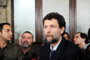 Turchia, il processo a Osman Kavala
