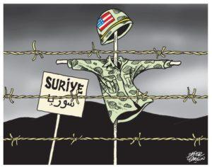 Turchia: la satira contro l'offensiva nel nord della Siria
