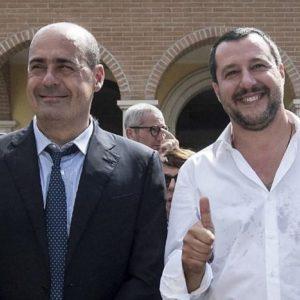 La carta bipolarismo Zingaretti-Salvini