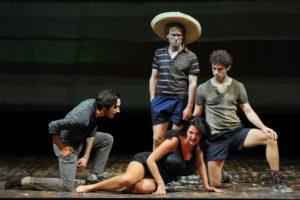 'Ragazzi di Vita', e quella Roma pasoliniana riportata in scena da Popolizio