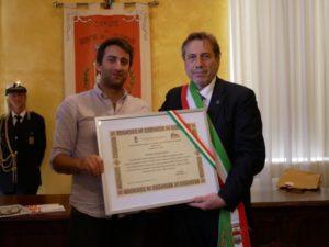 Ronchi dei Legionari conferisce la cittadinanza onoraria a Matthew Caruana Galizia