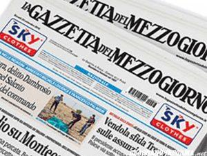 La Gazzetta del Mezzogiorno. Poligrafici e giornalisti a casa
