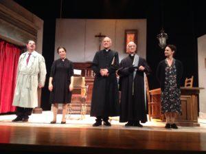 """Teatro Vittoria. """"Grisù, Giuseppe e Maria"""", l'Italia che emigrava a Marcinelle in una commedia esilarante dalle quasi 500 repliche"""
