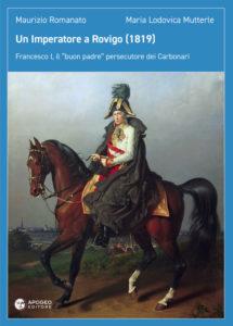 """""""Un imperatore a Rovigo"""": presentazione al Circolo della Stampa di Bolzano"""