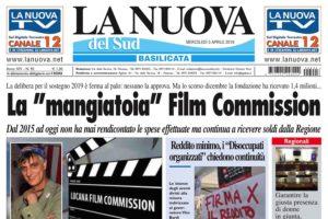 Il caso 'La Nuova Basilicata', oggi alle 15.30 conferenza stampa in Fnsi
