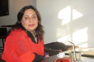 """Il punto di vista """"senza filtri"""" sulla questione turco-siriana della giornalista e scrittrice Maha Hassan"""