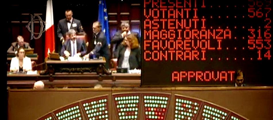 Articolo21 il dovere di informare il diritto ad essere for Parlamentari italiani numero