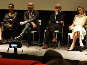"""Presentato il thriller-matrioska """"L'uomo del labirinto"""" con Toni Servillo e Dustin Hoffman"""
